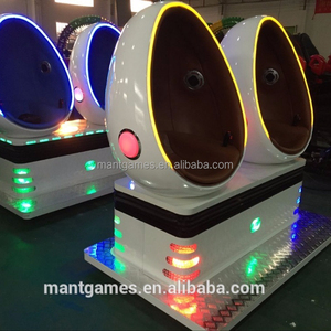 9D VR Cinema China Chair 9D Egg VR Double Seats Hot Sale In Bangladesh