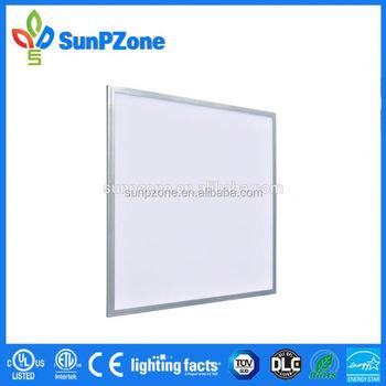6500k Dimmable Led Panel Light Dlc Led Panel Light