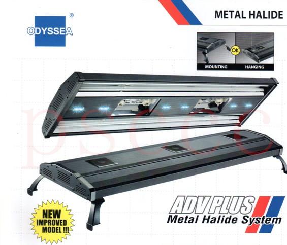 Odyssea Metal Halide Lights: T5 Aquarium Lumière Promotion-Achetez Des T5 Aquarium