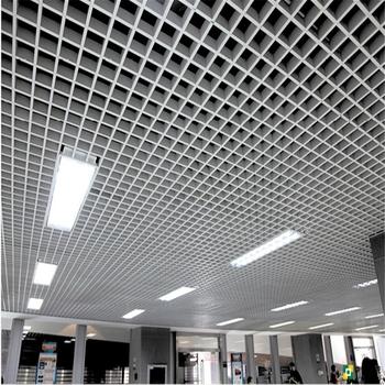 Aluminum Square Tube Ceiling Grid Amp Aluminium Grids