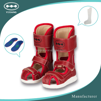 Multifunctional Orthopedic Shoes Cute Color For Children ... Orthopedic Shoes For Kids With Afos
