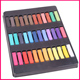 Hair chalk china supply Top selling Temporary individual 36 colors hair chalk for hair dye