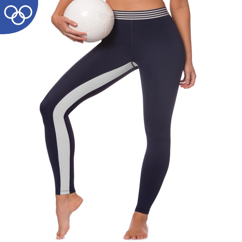 Athletic apparel manufacturers wholesale custom yoga leggings fitness wear for women