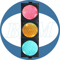 Government project 8 inch traffic light on sale
