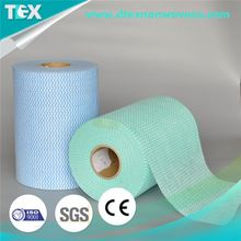 90% Polyester 10% Viscose Kitchen Paper Towel Manufacturer Spunlace Nonwoven