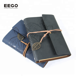 Hight quality reusable smart notebook,ecofriendly travel notebook,elastic band closure notebook with pocket
