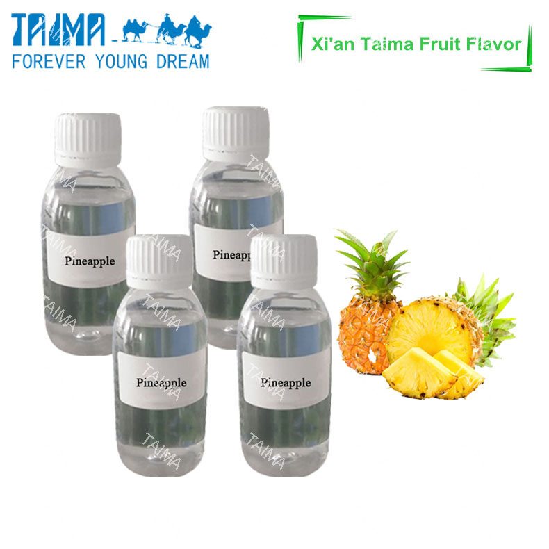 Xi'an Taima sell more than 500 kinds of USP grade High concentrated Flavors list: Pineapple