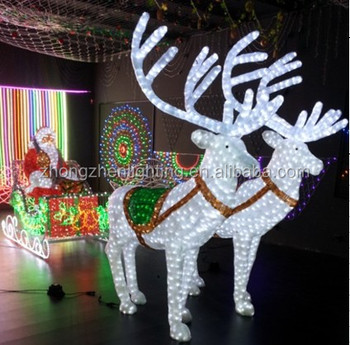 Outdoor Decoration Christmas Horse Carriage Buy