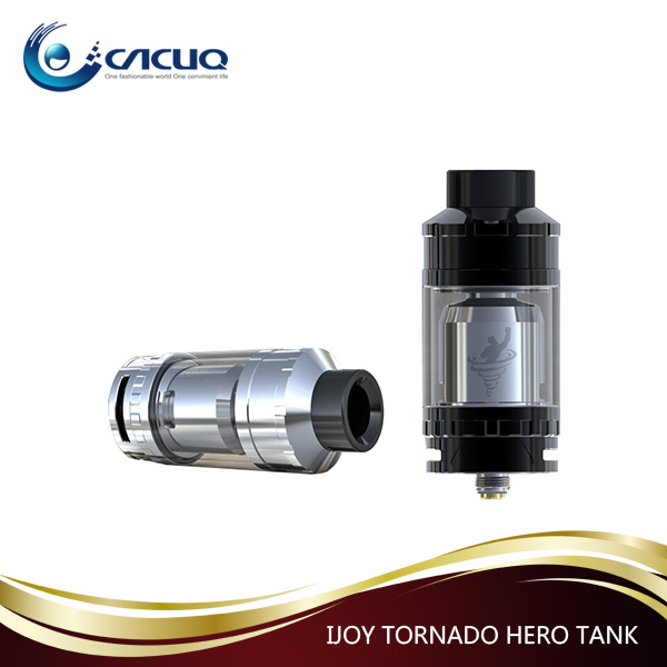 New Coming IJOY Tornado Hero RTA & Sub Ohm Tank in stock