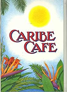 Caribe Cafe Menu Mirage Hotel & Casino Las Vegas Nevada 1990's