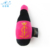 Good quality bottle shaped plush dog toy with BB sound squeaker