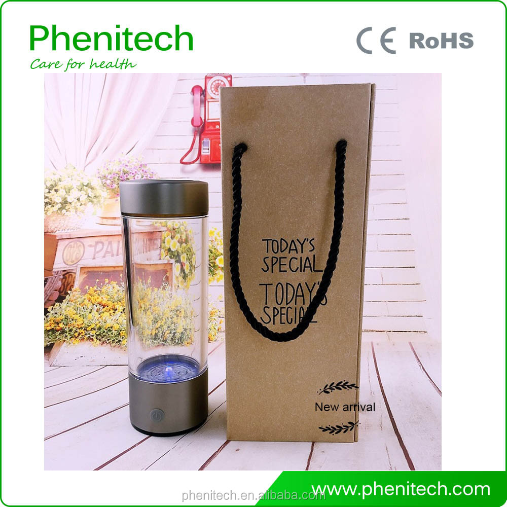 New arrival Hydrogen water maker/ Alkaline and hydrogen water <strong>cup</strong>