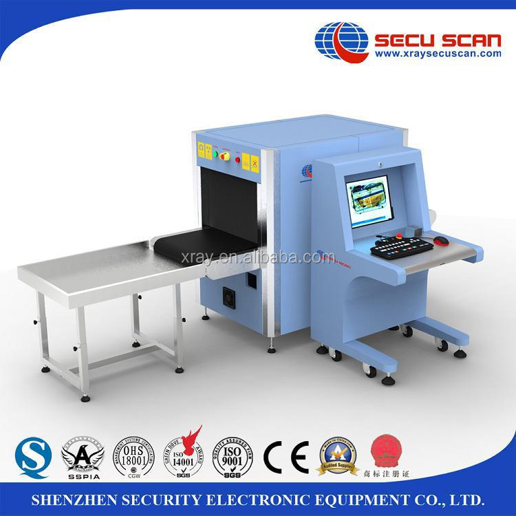 High Quality Middle Size X-ray Baggage Scanner For Security ...