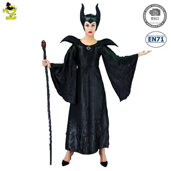 wholesale halloween adult women movie costumes maleficient costume for party