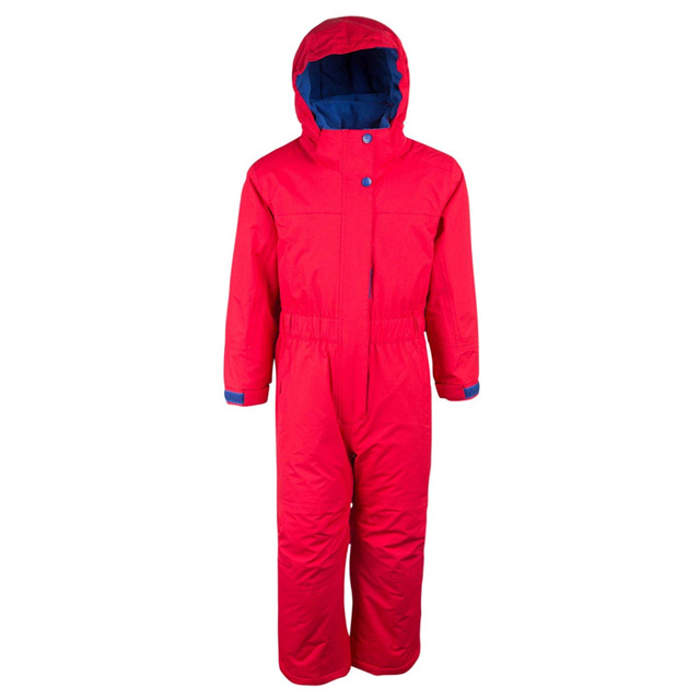 2019 New Style Cheap Kids Ski Suits Children Winter Active Wear One Piece Warm Ski Snowsuit With Hood