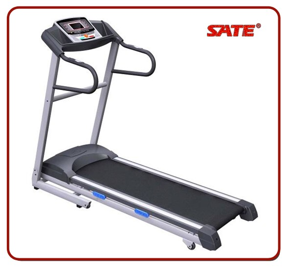 Economical Fitness Treadmill Home Use DC motor