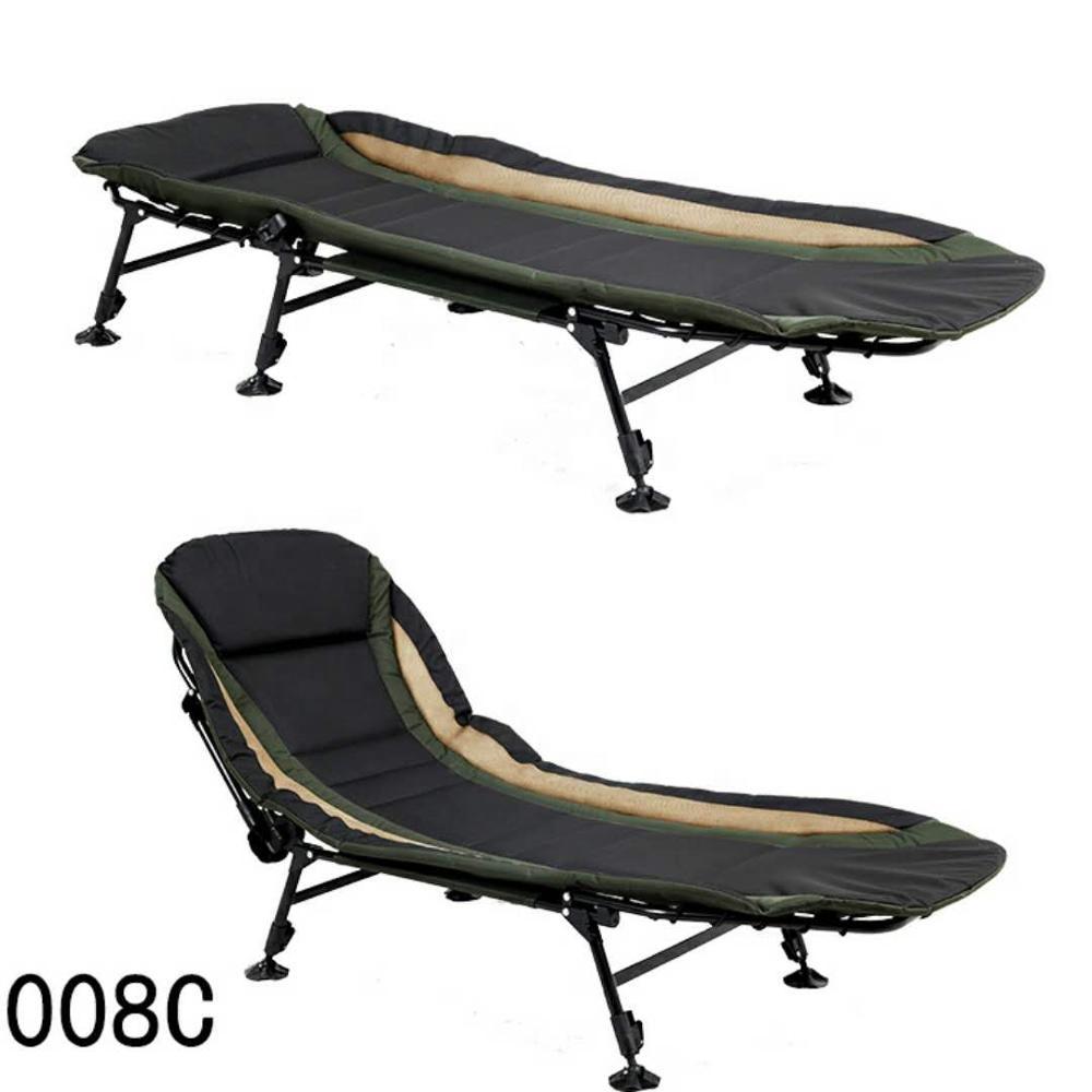 Bon sac de couchage extérieur lit pour la pêche à la carpe de camping pliante lits buy lit de couchage extérieurlit de camping pliantlit de pêche