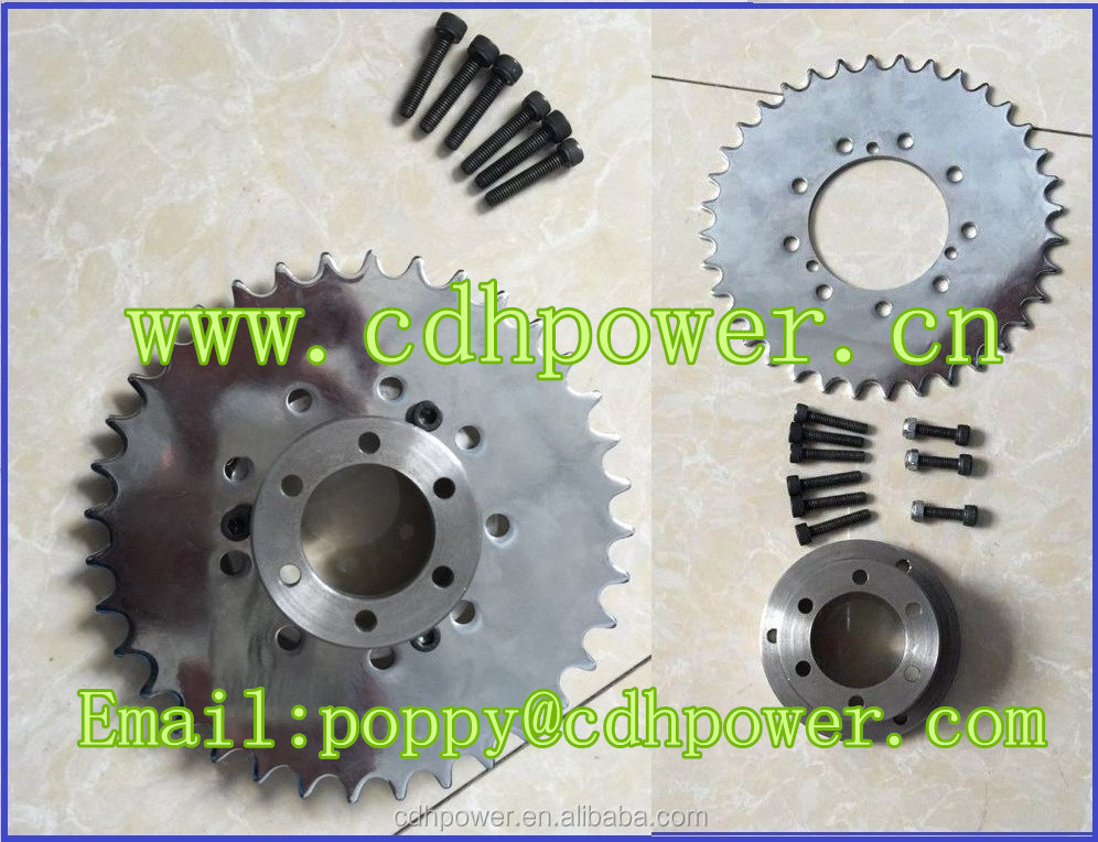 Motorized Bicycle Sprocket Adaptor Kit
