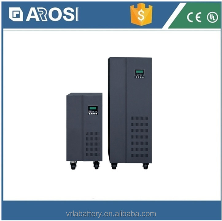 2015 30 kw on-line ups three phase UPS sine wave UPS 30kw