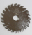 120mm single scoring disk saw blade for wood