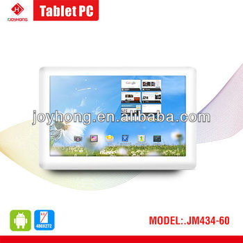 4.3 inch rk2926 single core tablet pc