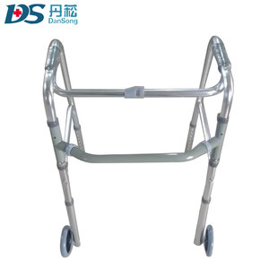 Foldable Adult aluminium alloy motorized walker for adults