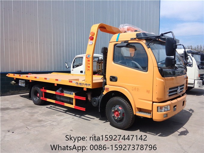 Towing Wrecker Road Recovery Vehicle Tow Truck For Sale