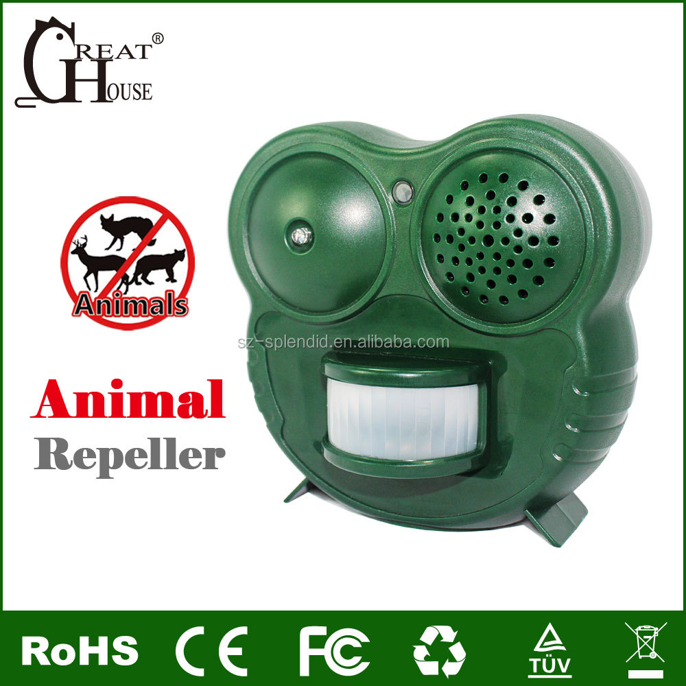 New Design Bird control product with flashing LED light indication By Greathouse GH-502