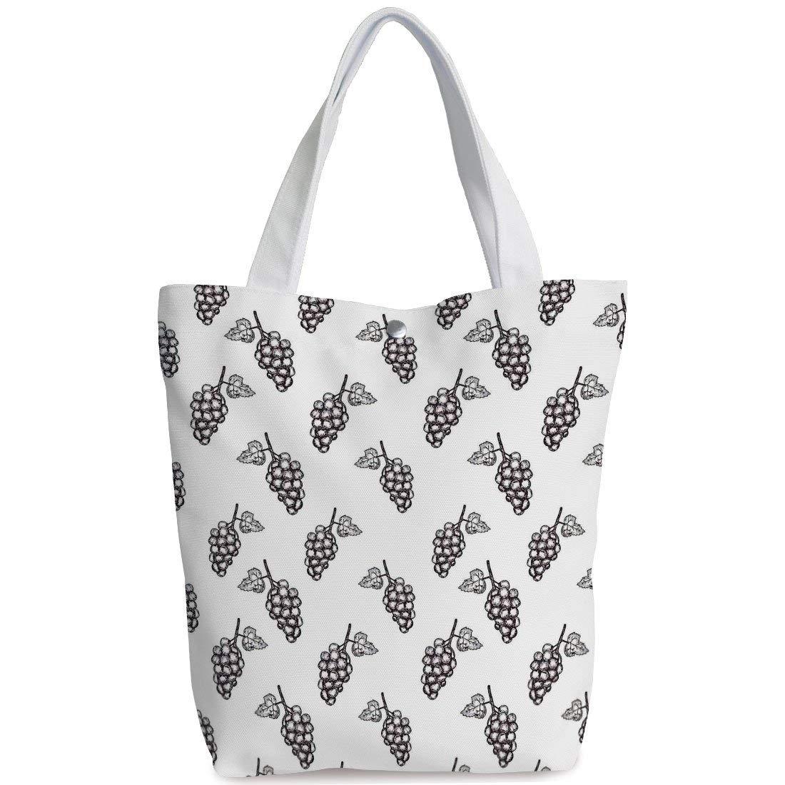 b15bc30286 Get Quotations · iPrint Canvas Shopping bag
