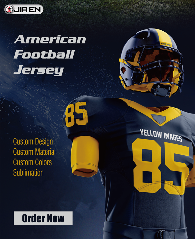half off 75367 1cc70 Custom Sublimated American Football Jersey Wholesale Youth ...