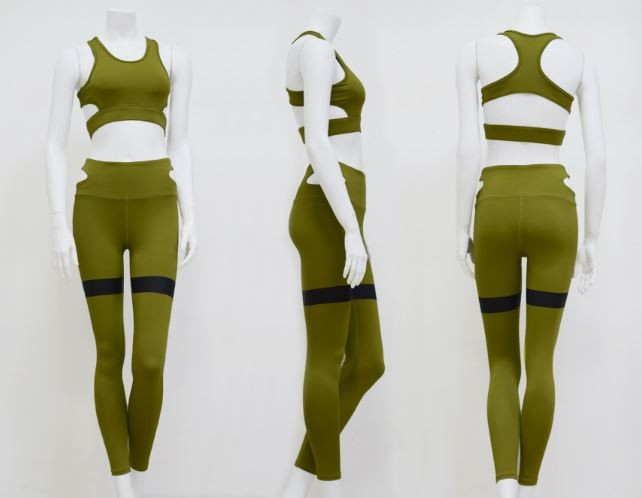 Two Pieces Yoga Suits 10