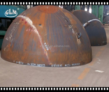 Good Quality Carbon Steel Ellipsoidal Head/hemispherical Head/dished Head