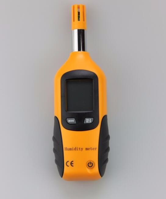 Multi-function Digital Humidity and Temperature Meter Thermometer & Hygrometer with Wet Bulk - KingCare   KingCare.net