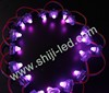 Aquarium led lighting chain decoration outdoor String rgb Led pixel light 12MM