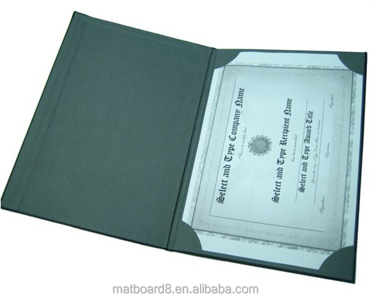 Certificate & Diploma Covers - Buy Degree Certificate Cover ...
