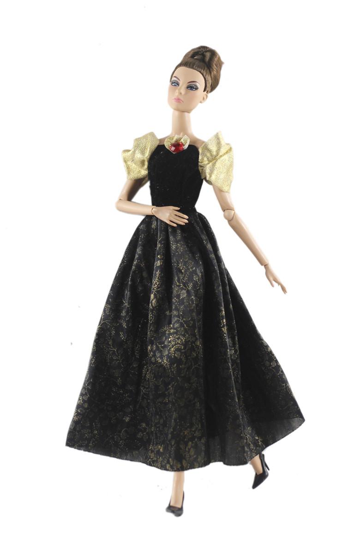 Кукольное платье комплект одежды/15 видов стилей раскрашенный наряд Одежда Платье для 1/6 BJD Xinyi Барби FR ST куклы/Игрушки для девочек(Китай)