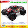 PVC CAR SHELL big remote control truck RC off road vehicle