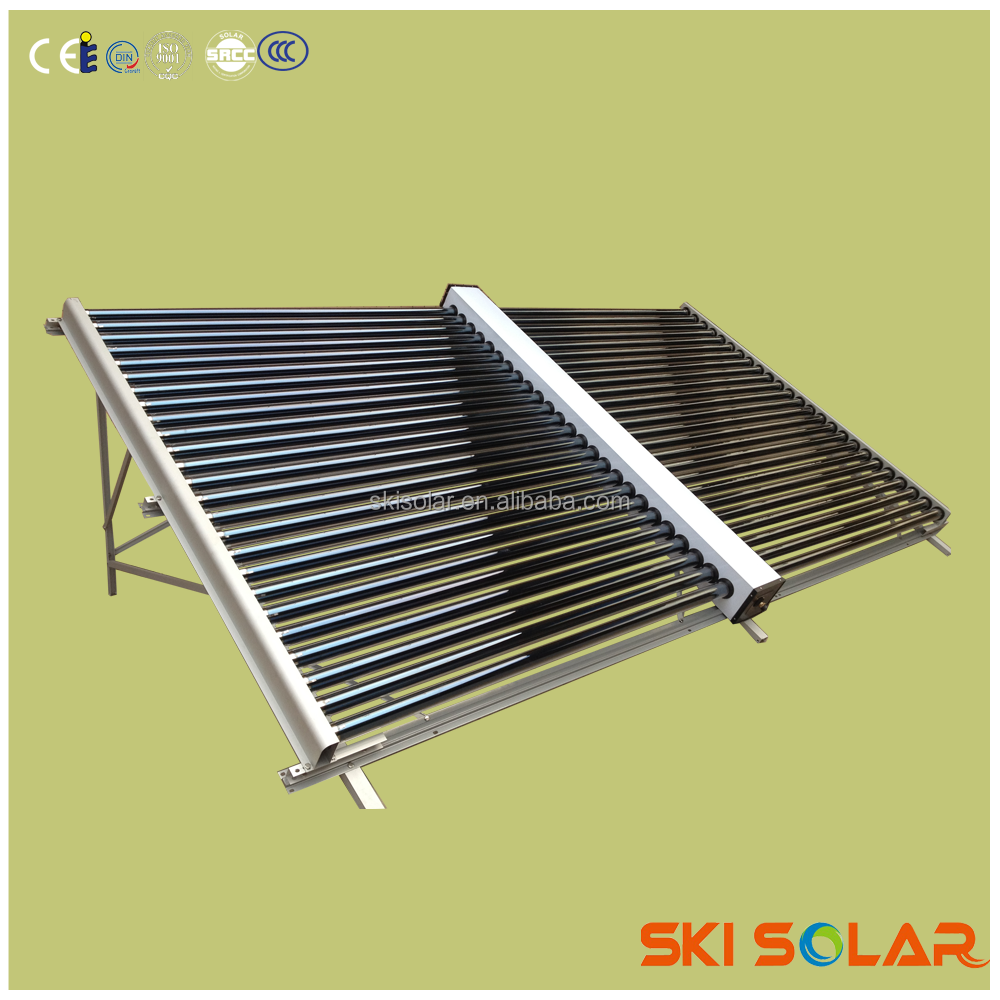 seperate solar water heater open loop solar water heater