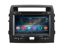 8 inch android dvd gps In dash 2 Din for toyota lc 2007- 2013 Car Pc / 3g Car Audio Wifi