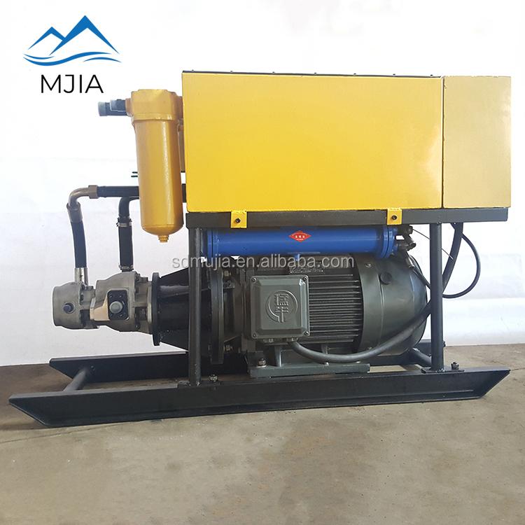 Rock Core Drilling Machine,Full Hydraulic Driven,Suitable