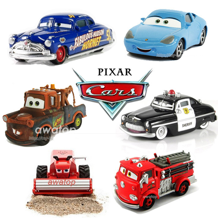 Toys From Cars Movie 47