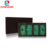 320x160mm 1/4 scan DIP P10 Single Red LED Display Module