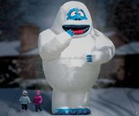 giant inflatable christmas Abominable Snowman/ 25ft bumble the abominable snowman inflatable for sale