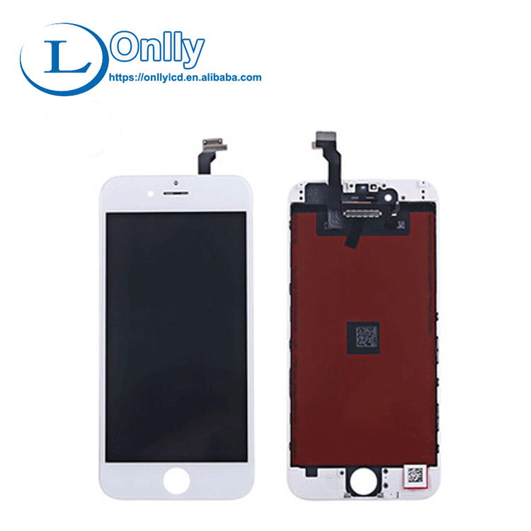 Mobile phone parts for iphone 6,lcd screen digitizer for iphone 6 фото