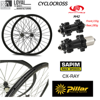 700c Disc Brake Wheels carbon road bike wheel for Powerway CT31 hub