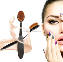KA 44 Makeup brush Foundation Brush soft oval toothbrush shape Foundation Brush wholesale