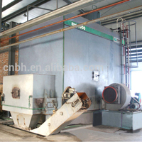 Industrial hot air furnace for drying ceramics powder, coal fired hot air generator for ceramics tiles production