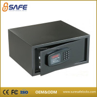 High quality cheap mini fireproof two key money safe box