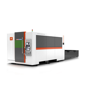 High power smart stainless steel laser cutting machine with high performance