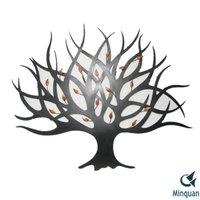 Large Tree of Life Metal Abstract Wall Art